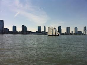 Photo: Sailboat on Hudson