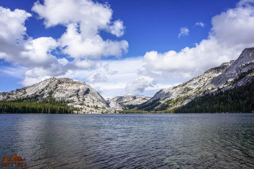 Tenaya Lake || Yosemite National Park || Dirt In My Shoes