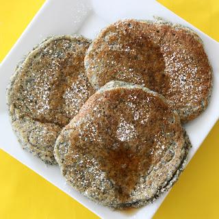 Southern Cornmeal Pancakes