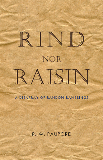 Rind nor Raisin cover
