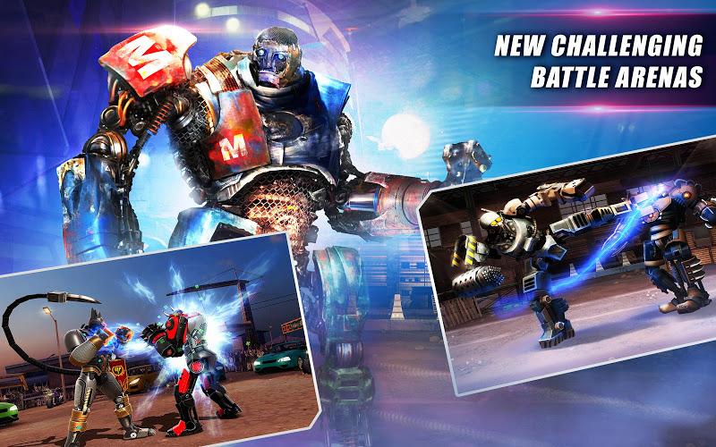 Real Steel World Robot Boxing Screenshot 11