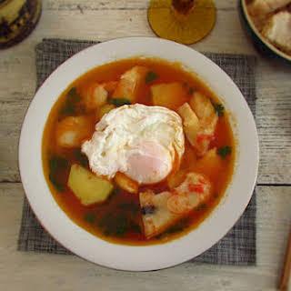 Cod Soup.
