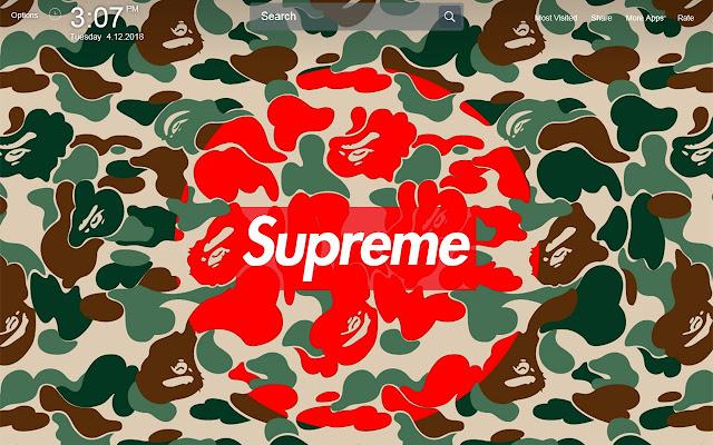 Supreme Wallpapers Hd