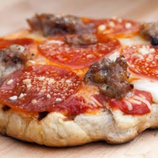 Valerie's Homemade Pizza.