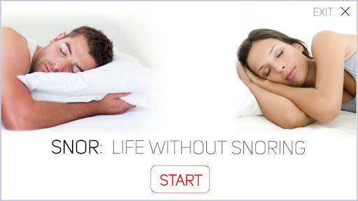 SNORETECH Life Without Snoring