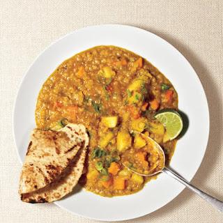 Black Lentil Curry Recipes