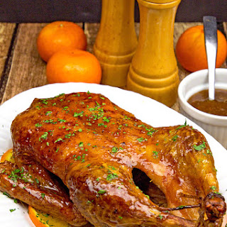 Orange Sauce Duck Recipes.
