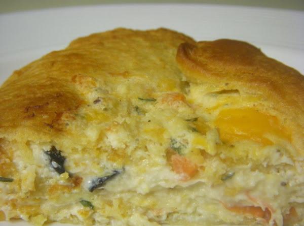 Cheesy Crab Roll Recipe