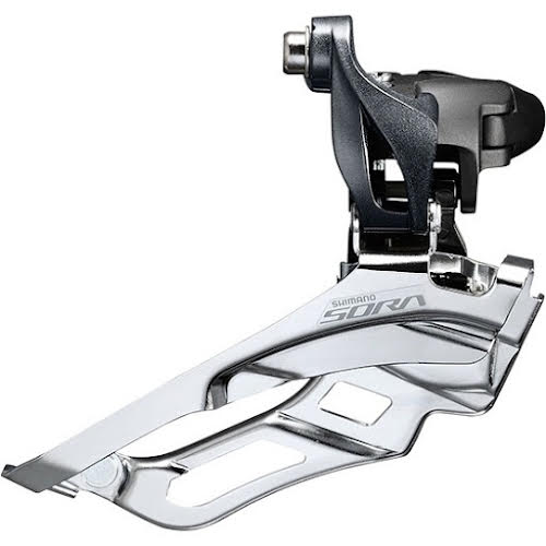 Shimano Sora R3030 9-Speed Triple Clamp-On Front Derailleur