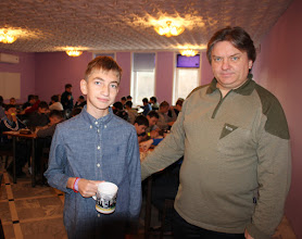 Photo: Марк Белов и Александр Ватлин