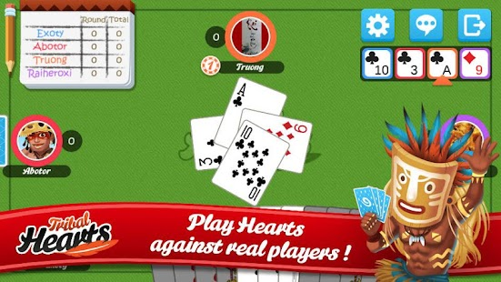 hearts game multiplayer