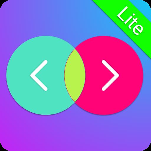 AppSwitch Lite (快速启动) 個人化 App LOGO-硬是要APP
