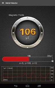 Metal Detector Screenshot