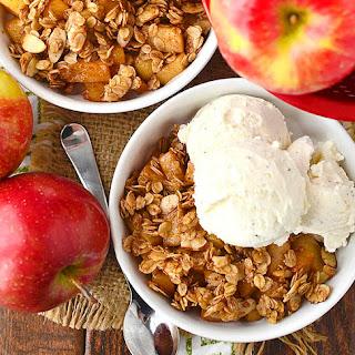Apple Crisp Maple Syrup Recipes