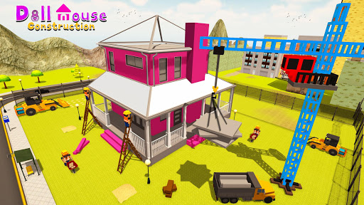 Doll House Design & Decoration: Girls Dream House 1.0.1 screenshots 1