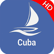 Cuba Offline GPS Nautical Charts Download on Windows