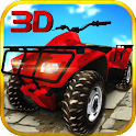 Blocky Moto Maze Craft 3D icon