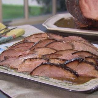 Honey Mustard Glazed Ham.