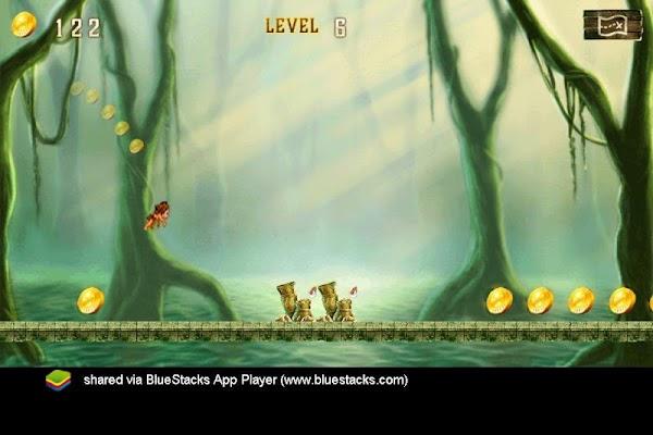 Moogli Jungle Rush Run - screenshot