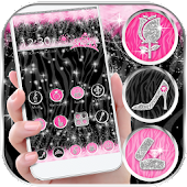 Diva Hot Pink Zebra Theme