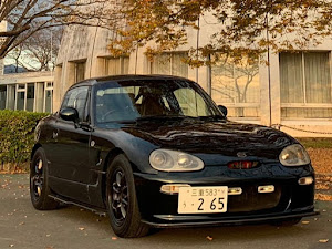 カプチーノ EA11Rのカスタム事例画像 zenさんの2020年11月17日22:58の投稿