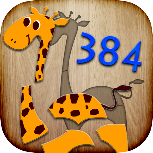384 Puzzles for Preschool Kids (game)