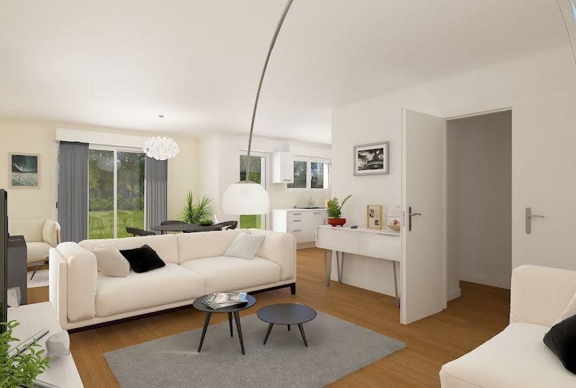 Vente Terrain + Maison - Terrain : 500m² - Maison : 112m² à Bezons (95870)