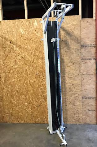Vertikaldragapparat 50 kg, Lojer