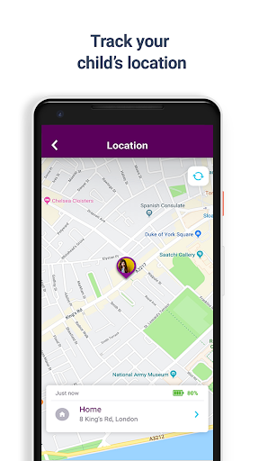 Bosco - Family Safety & Locator 75.40 Screenshots 4