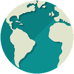 World Factbook. Countries Info Icon