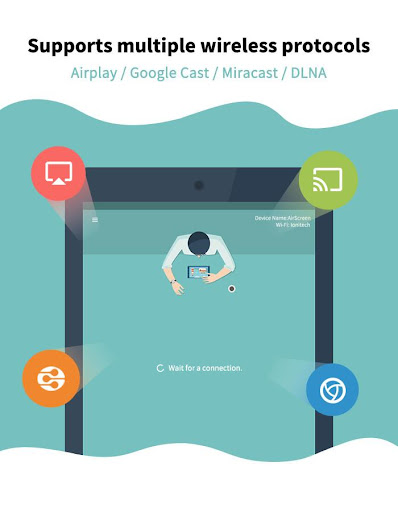 AirScreen - AirPlay & Cast & Miracast 1.9.1 screenshots 7