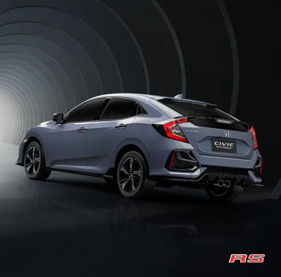 สรุปรถยนต์ : Honda Civic FK Hatchback Turbo RS
