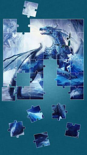 Dragon Jigsaw Puzzle Game screenshot 13