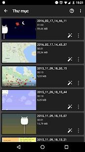AZ Screen Recorder – ghi màn hình, quay màn hình 3