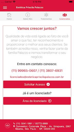 Licenciadas Priscila Palazzo 0.1.0 screenshots 3