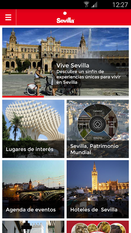 Sevilla- screenshot