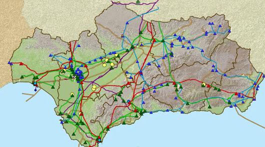 Almería no tiene capacidad de transporte para las energías renovables