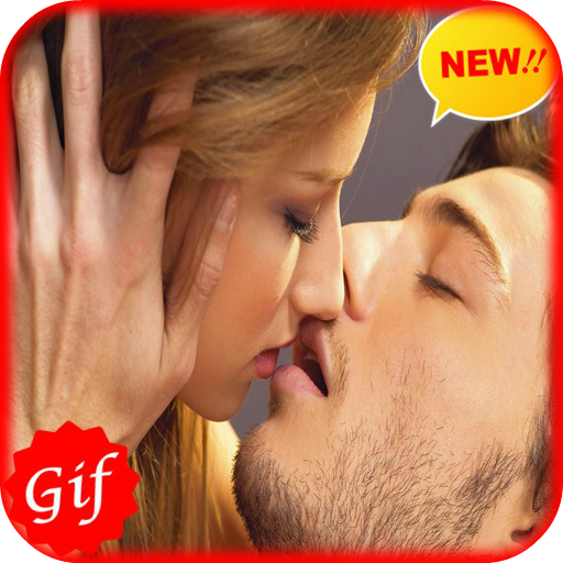 Kiss You Gif Images Latest