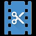 VidTrim Pro - Video Editor icon