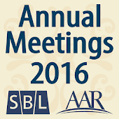 SBL & AAR 2016 Annual Meeting