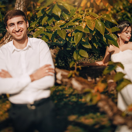 Wedding photographer Alisa Gorshunova (Alice-g). Photo of 10.11.2017