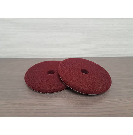 Nordic Pad Burgundy Thin 139/129mm