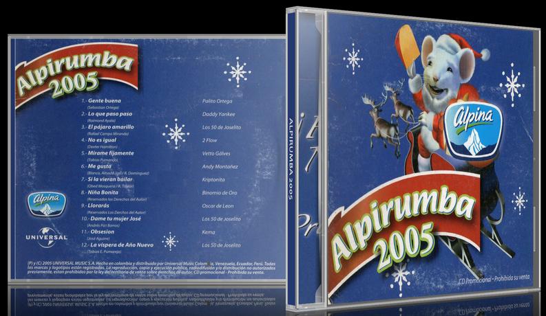 Varios Artistas - Alpirumba 2005 (2005) [MP3 @320 Kbps]