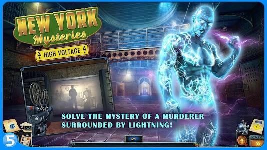 New York Mysteries 2 screenshot 0