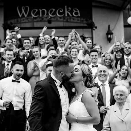 Wedding photographer Tomasz Cichoń (tomaszcichon). Photo of 01.02.2018