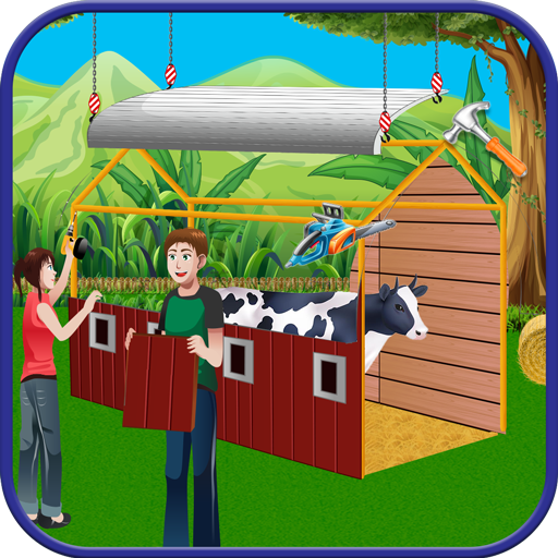 Build A Village Farmhouse: Construction Simulator Android APK Download Free By AvenueGamingStudios