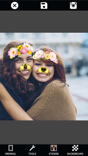 Photo Editor Filter Sticker & Selfie Camera Effect screenshot 7