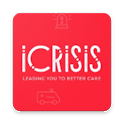 ICRISIS: Emergency Health Life & Safety Mobile App icon