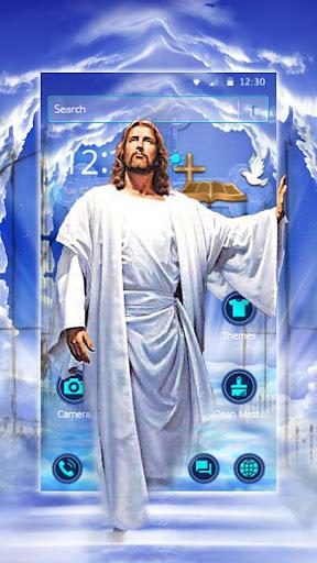 Jesus God Lord Theme screenshot 1