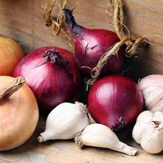 Onion and Garlic Sauce.